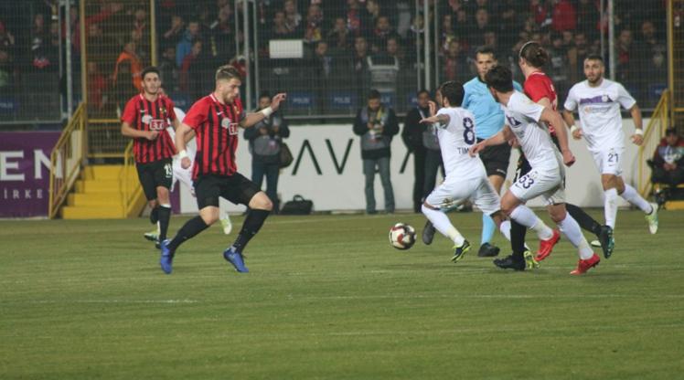 Afjet Afyonspor Eskişehirspor maç özeti