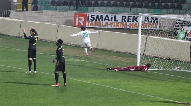 Denizlispor İstanbulspor maç özeti