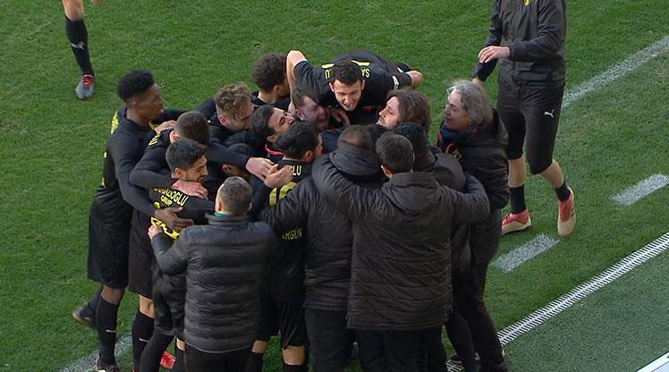 İstanbulspor Adana Demirspor maç özeti