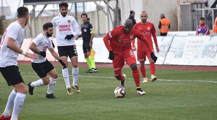 Ümraniyespor Balıkesirspor Baltok maç özeti
