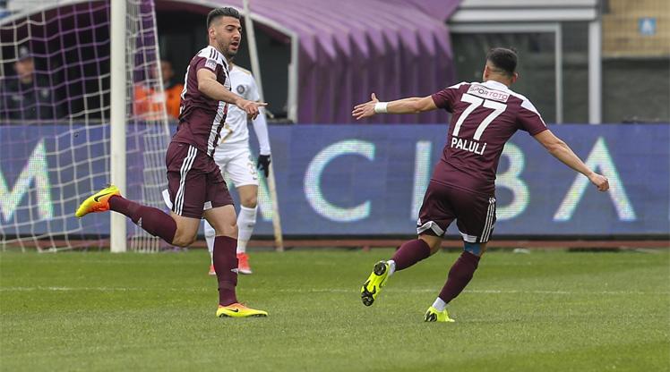 Osmanlıspor FK Hatayspor maç özeti
