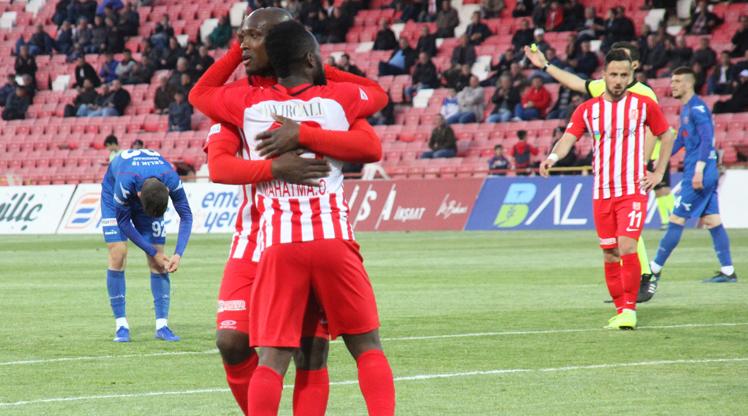 Balıkesirspor Baltok Kardemir Karabükspor maç özeti