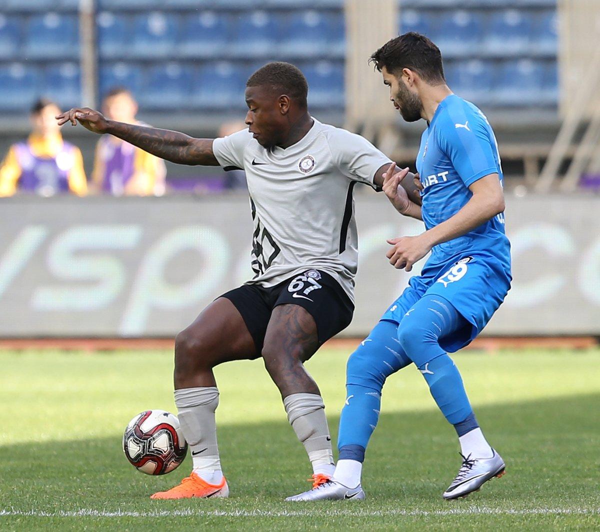 Osmanlıspor FK Altay maç özeti