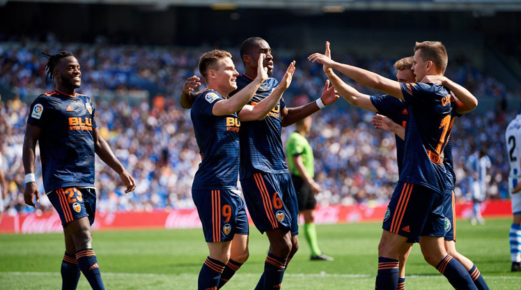 Real Sociedad Valencia maç özeti