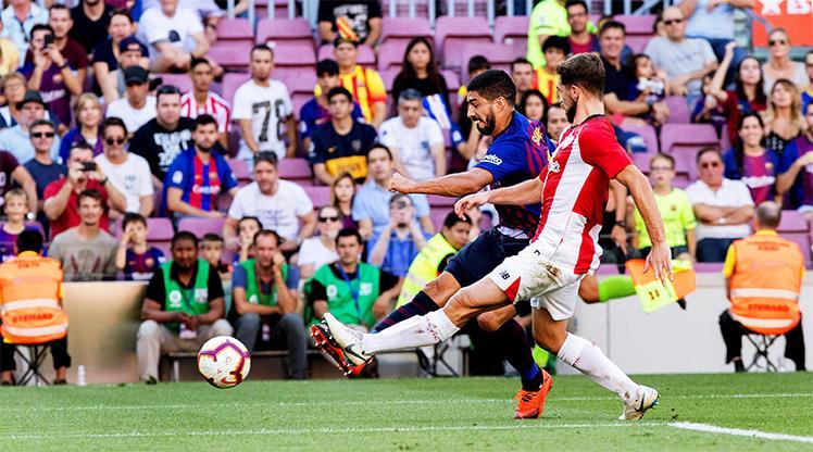 Barcelona Athletic Bilbao maç özeti