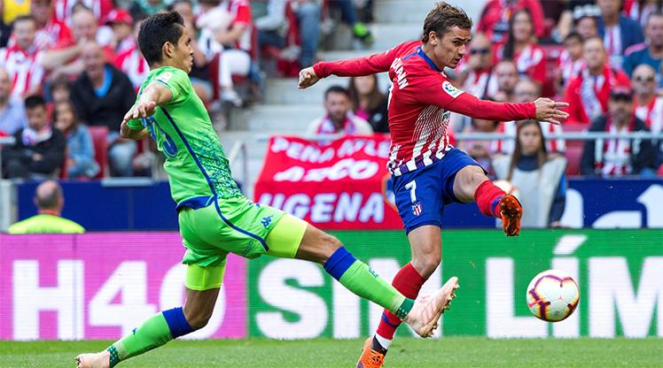 Atletico Madrid Real Betis maç özeti