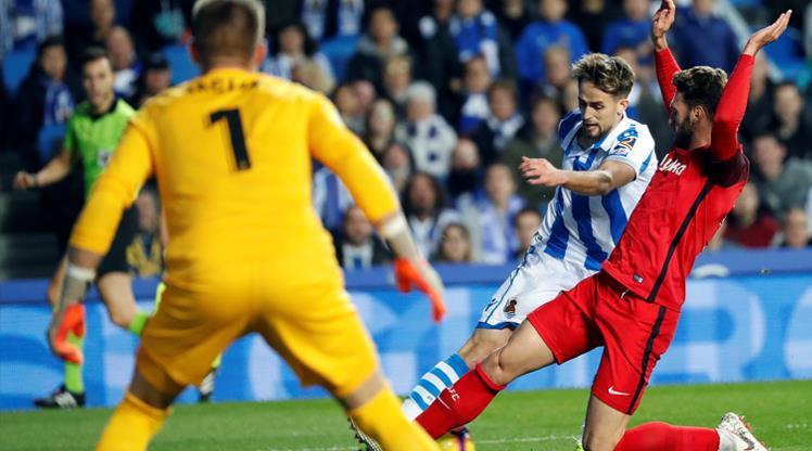 Real Sociedad Sevilla maç özeti
