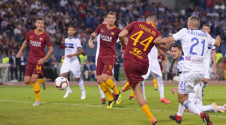 Roma Atalanta maç özeti
