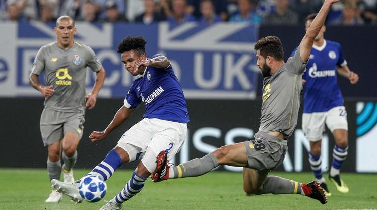 Schalke 04 Porto maç özeti