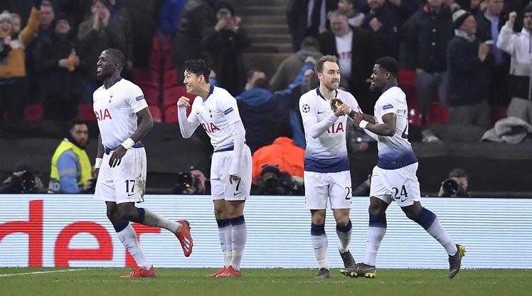 Tottenham Hotspur Borussia Dortmund maç özeti