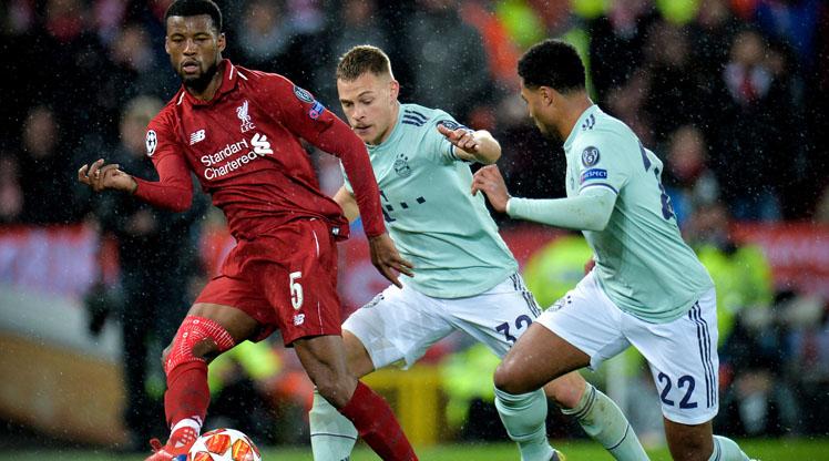Liverpool Bayern Münih maç özeti