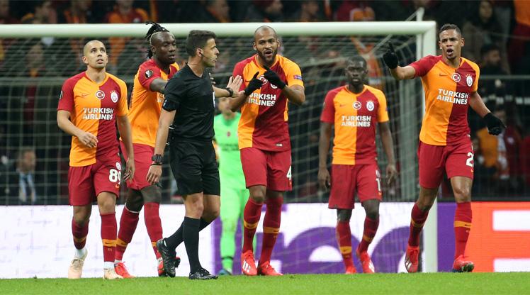 Galatasaray Benfica maç özeti
