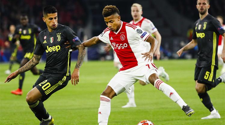 Ajax Juventus maç özeti