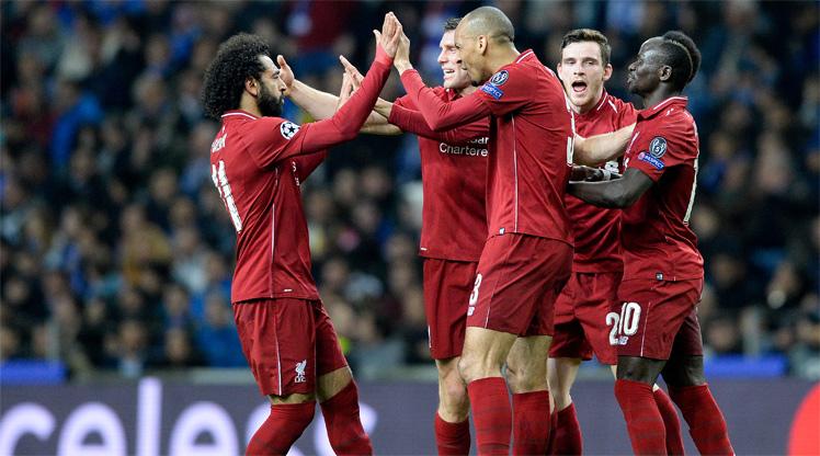 Porto Liverpool maç özeti