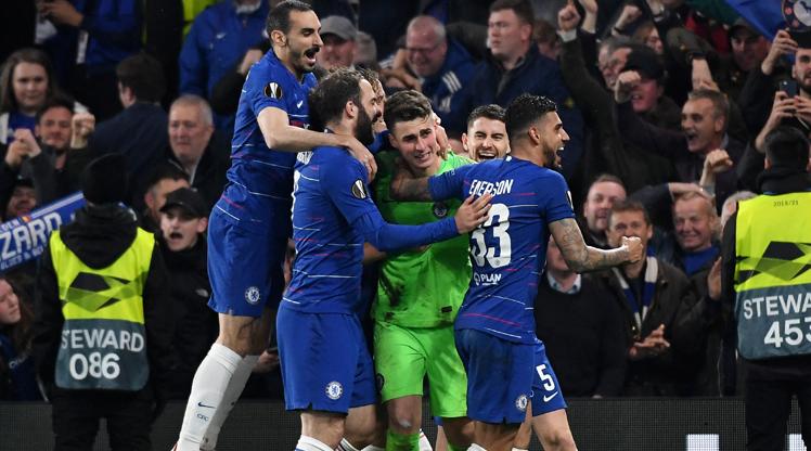Chelsea Eintracht Frankfurt maç özeti
