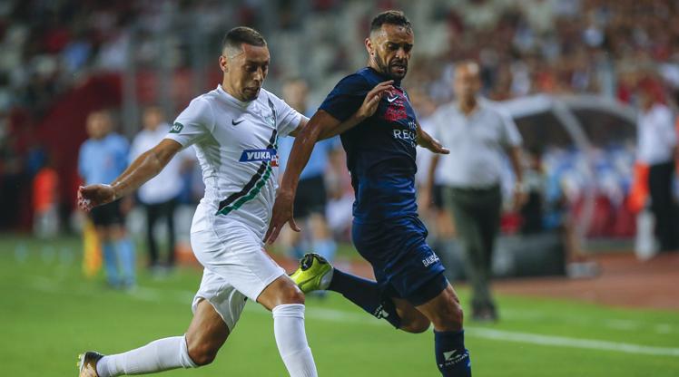 Antalyaspor Yukatel Denizlispor maç özeti