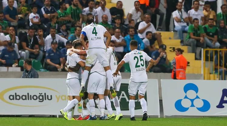 Yukatel Denizlispor Konyaspor maç özeti