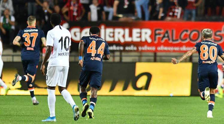 Gaziantep FK Medipol Başakşehir maç özeti