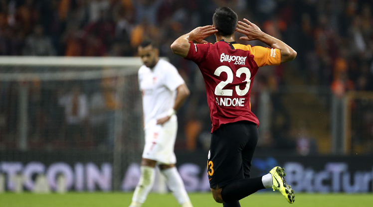 Galatasaray DG Sivasspor maç özeti