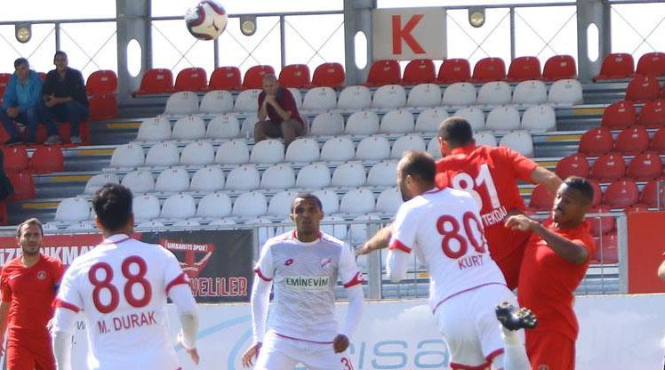 Cesar Grup Ümraniyespor Boluspor maç özeti