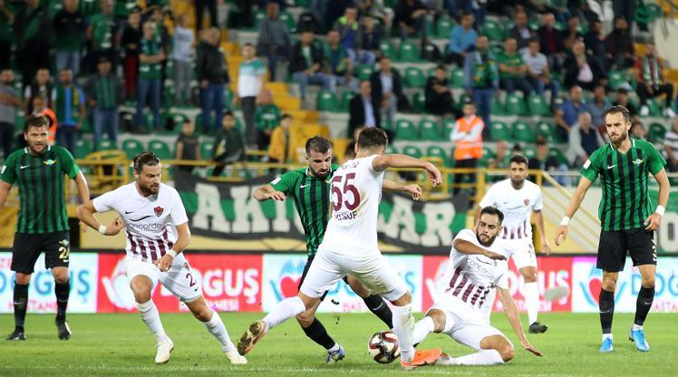 Akhisarspor Hatayspor maç özeti