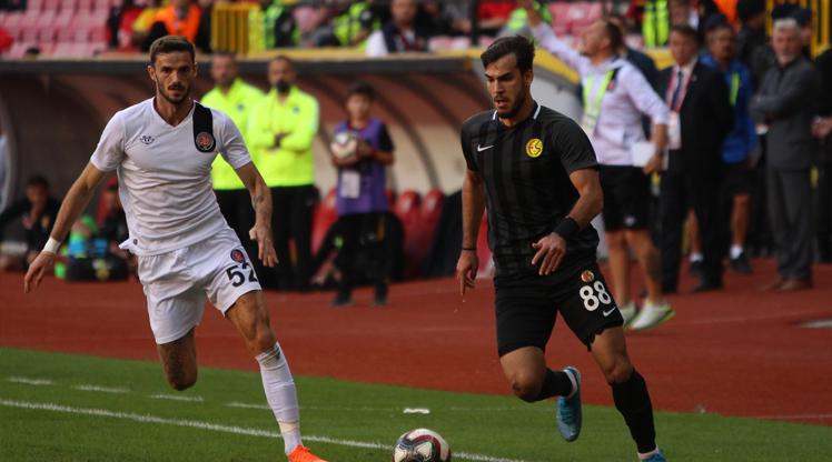 Eskişehirspor Fatih Karagümrük maç özeti