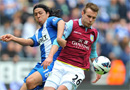 Wigan Athletic Aston Villa maç özeti