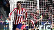 Atletico Madrid Morata