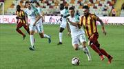 Evkur Yeni Malatyaspor - Bursaspor : 1-2 (ÖZET)