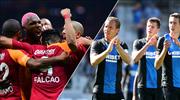 İşte Galatasaray - Club Brugge maçları