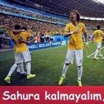 Brezilya-Almanya maçının ardından her zaman olduğu gibi sosyal medyada bolca esprili görsel paylaşıldı...