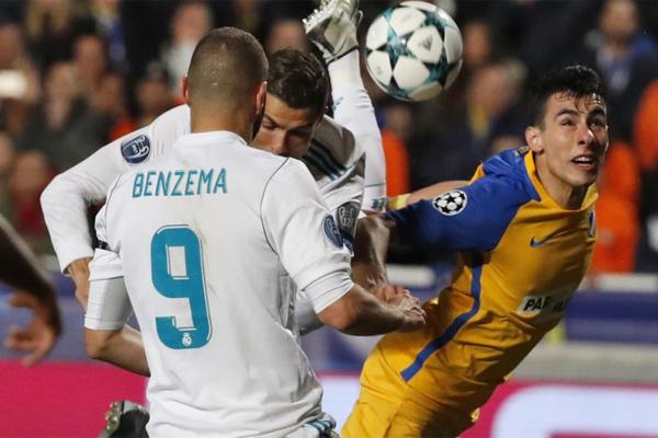 Laliga'da çok kötü günler geçiren ve lider Barcelona'nın 8 puan gerisinde kalan Real Madrid'in bu silik performansının nedeni hiç şüphesiz özellikle hücum bölgesinde oldukça etkisiz kalmasından kaynaklanıyor.
