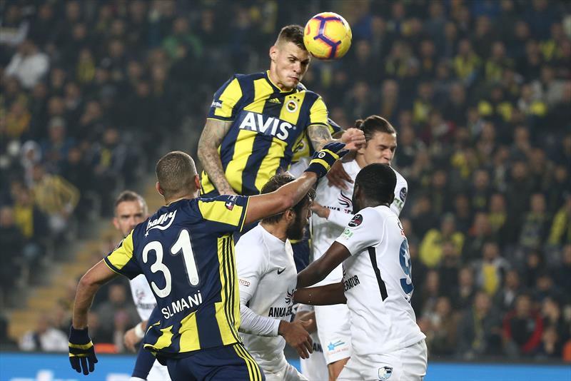 Fenerbahçe - BB Erzurumspor foto galerisi