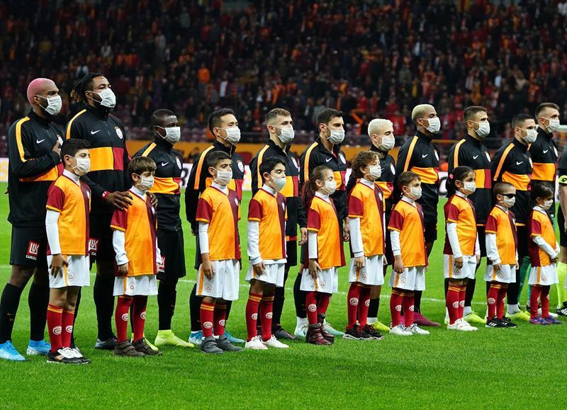 Galatasaray - Çaykur Rizespor maçından en özel kareler burada