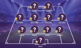 İşte OPTA verilerine göre Süper Lig'de 12. haftanın 11'i
