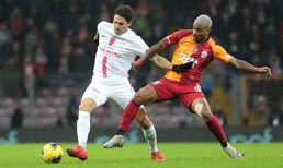 Galatasaray-Antalyaspor foto galeri