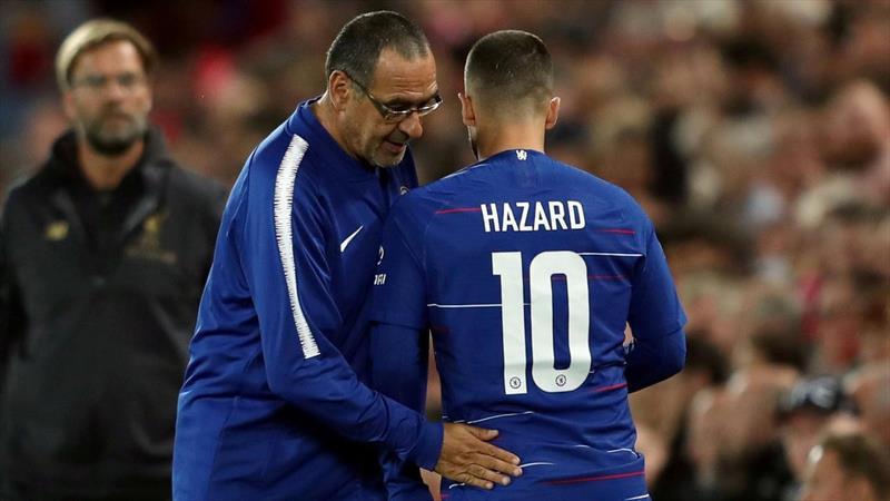 Hazard'dan itiraf geldi!