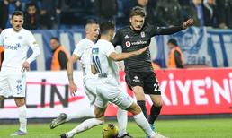 Kasımpaşa - Beşiktaş foto galeri