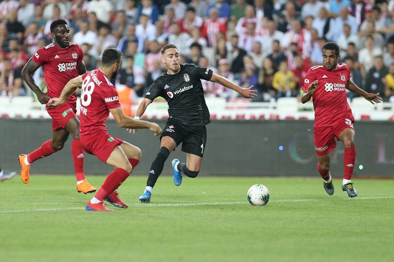 DG Sivasspor - Beşiktaş maçından notlar