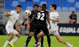 Slovan Bratislava - Beşiktaş maçı foto galeri