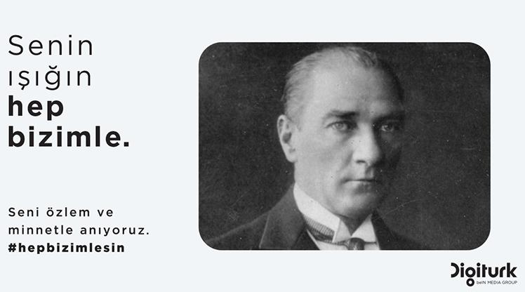 Süper Lig kulüpleri, Ulu Önderimiz Mustafa Kemal Atatürk'ün ebediyete intikalinin 82. yıl dönümü anısına resmi sosyal medya hesaplarından çeşitli görsel ve video paylaşımlarında bulundu.