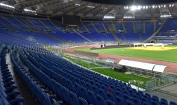 Roma Olimpiyat Stadı, Avrupa Şampiyonası için gün sayıyor