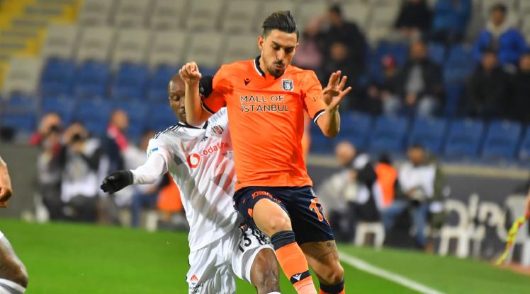 İşte Süper Lig Cemil Usta Sezonu'nun 22. haftasında oynanan M. Başakşehir - Beşiktaş maçının öne çıkan notları