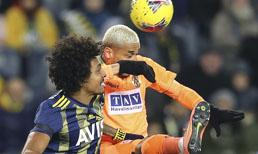 İşte fotoğraflarlarla Fenerbahçe - Aytemiz Alanyaspor maçı