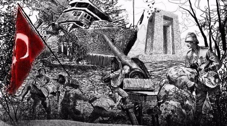 Kulüplerimiz 18 Mart Çanakkale Zaferi'nin ve şehitlerimizin anısına sosyal medya hesaplarından paylaşımlar yaptı. Biz de beIN SPORTS ailesi olarak başta Ulu Önder Mustafa Kemal Atatürk olmak üzere Çanakkale'yi geçilmez kılan kahramanlarımızı saygı, rahmet ve minnetle anıyoruz...