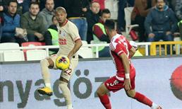 DG Sivasspor-Galatasaray foto galeri