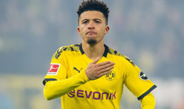 Dortmund Sancho'yu kamp kadrosuna aldı