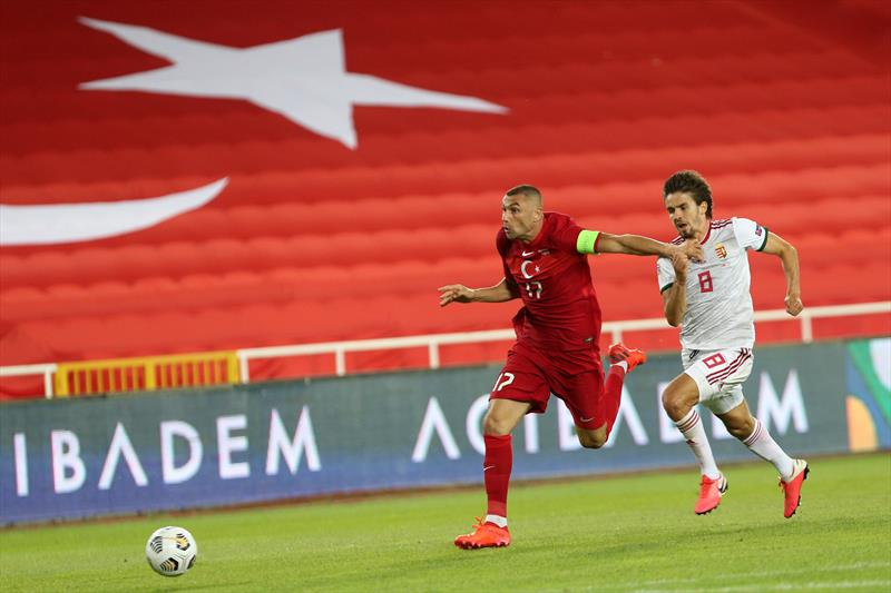 UEFA Uluslar Ligi'nde ilk gün geride kaldı