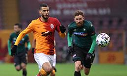 Galatasaray - Y.Denizlispor maçının notları