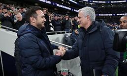 Mourinho'dan Lampard yorumu